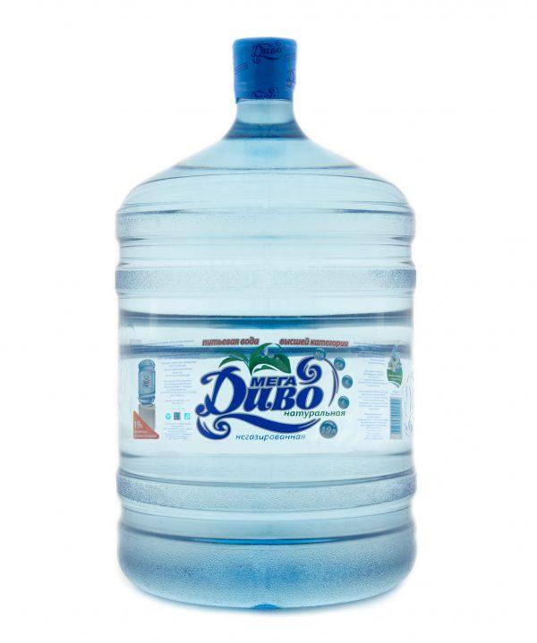 Вода Диво 19 литров