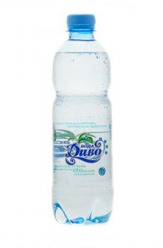 Вода диво 0,5 литра